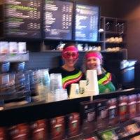 Photo taken at Starbucks by Tina B. on 7/10/2012