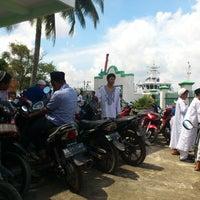Photo taken at Masjid Lawang Kidul by Masagus M. on 7/20/2012