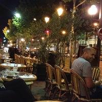 Photo taken at Café Zéphyr by Екатерина Б. on 7/25/2012