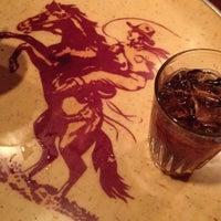 Photo taken at Million Dollar Cowboy Bar by Rose C. on 9/2/2012
