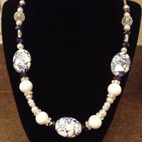Photo taken at J.Elle Accessories Design Studio by Lauren N. on 3/4/2012