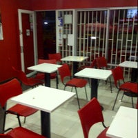 Photo taken at Telepizza by Chris F. on 3/15/2012