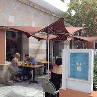 Photo taken at SuperFood Cafe by Jennifer T. on 7/28/2012