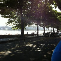 Photo taken at Garota da Urca by Bela C. on 5/20/2012