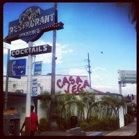 Photo taken at Casa Vega by Richard H. on 8/18/2012