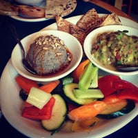 Photo taken at Chakra 4 Vegetarian Restaurant by Stephanie B. on 8/7/2012