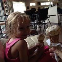 Photo taken at Glacier Ice Cream by Matt K. on 7/29/2012