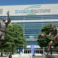 Photo taken at Vivint Smart Home Arena by Aram N. on 6/24/2012