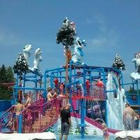 Photo taken at Santa's Village by Jennifer F. on 7/14/2012