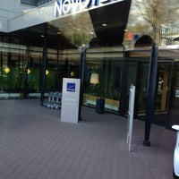 Photo taken at Novotel Amsterdam City by Бадонна💱 on 4/22/2012