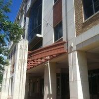 Photo taken at Student Services Building (SSB) by Jorge Davis L. on 7/24/2012