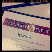 Photo taken at Midnight Diner by Jaxxun T. on 6/18/2012