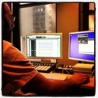 Photo taken at bass hit studios by Chris C. on 7/1/2012