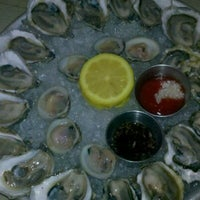 Photo taken at Mermaid Oyster Bar by Kate T. on 6/25/2012