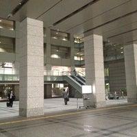 Photo taken at 中央合同庁舎第2号館 by Watalu Y. on 4/23/2012