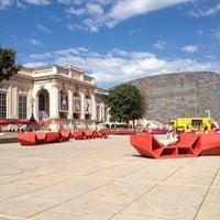 Das Foto wurde bei MuseumsQuartier von Lorenza L. am 8/7/2012 aufgenommen
