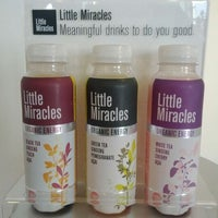 Photo taken at Little Miracles - Meaningful drinks to do you good by Frederik S. on 2/9/2012