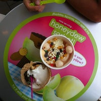 Photo taken at Menchie's Frozen Yogurt by Lauryn K. on 7/23/2012