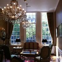 Photo taken at Ambassade Hotel by Kristina L. on 7/14/2012