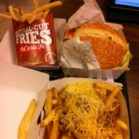 Photo taken at Carl's Jr. by NS on 2/27/2012