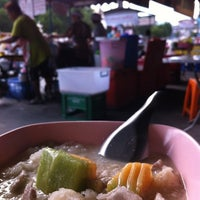 Photo taken at Racha Food Market by Tis C. on 4/20/2012