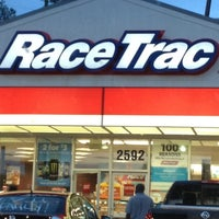 Photo taken at RaceTrac by Corin B. on 3/31/2012
