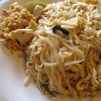 Photo taken at No Thai! by Amanda P. on 2/25/2012