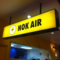 Photo taken at Nok Air (DD) Domestic Check-In Area by Onizugolf on 5/16/2012