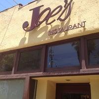 Photo taken at Joe's Restaurant by Steve B. on 5/29/2012