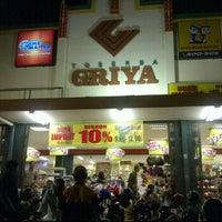 Photo taken at Toserba Griya Ujungberung by Halfino B. on 6/16/2012