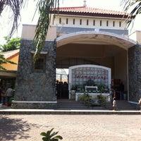 Photo taken at Goa Selomangleng by Rhomadona M. on 8/22/2012