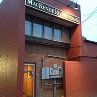 Photo taken at MacKenzie River Pizza Co. by David H. on 2/22/2012