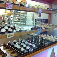 Photo taken at Cupcake by cherrie m. on 4/27/2012