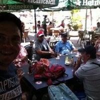 Photo taken at Plein Café Wilhelmina by Alejandro Robles on 4/5/2012