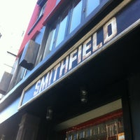 Photo taken at Smithfield NYC by Sean F. on 4/14/2012
