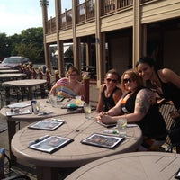 Photo taken at Nola's Waterfront BBQ by Jennifer C. on 7/6/2012