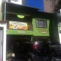 Photo taken at Divina Quitanda by Olemir C. on 6/12/2012