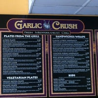 Photo taken at Garlic Crush by Dustyn F. on 8/22/2012
