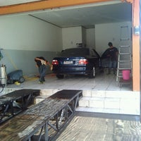Photo taken at C Room Auto Spa by Gita Indra K. on 3/30/2012