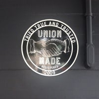 Photo taken at Unionmade by Jacob H. on 6/4/2012
