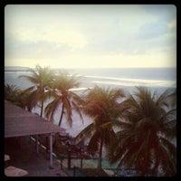 Photo taken at Hotel Praiamar by LIPOUS on 3/2/2012
