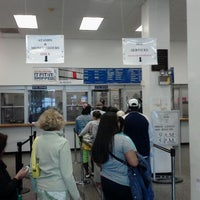 Photo taken at USPS Post Office - Hell Gate Station by Daniel R. on 6/5/2012