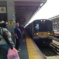 Photo taken at LIRR - Jamaica Station by Tamar S. on 6/18/2012