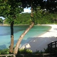 Photo taken at Fairways & Bluewater Resort Boracay by ila c. on 8/24/2012
