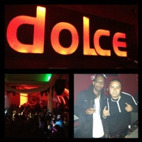 Photo taken at Dolce by BLUEMAGIC G. on 4/16/2012