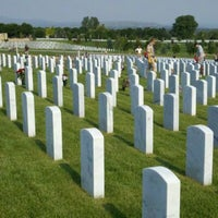 Photo taken at Fort Logan National Cemetery by Phillip E. on 5/26/2012