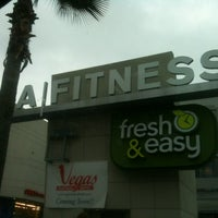 Photo taken at LA Fitness by Stacey~Marie on 5/1/2012