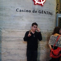 Photo taken at Casino de Genting by Zafeez S. on 9/8/2012