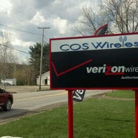 Photo taken at COS Wireless by Jessica L. on 4/9/2012