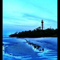 Photo taken at Sanibel Island by Janet W. on 8/30/2012